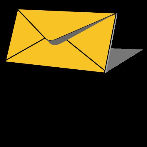 Flyt ud af depotrummet via mail