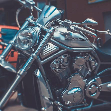 Lej en vinteropbevaring til din motorcykel